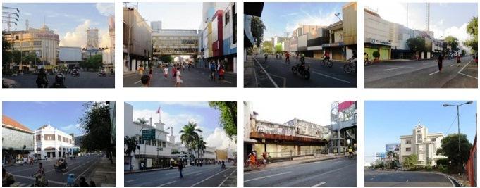 Spirit Place Jalan Tunjungan Mmm Din Diatas 1970 Kota Surabaya
