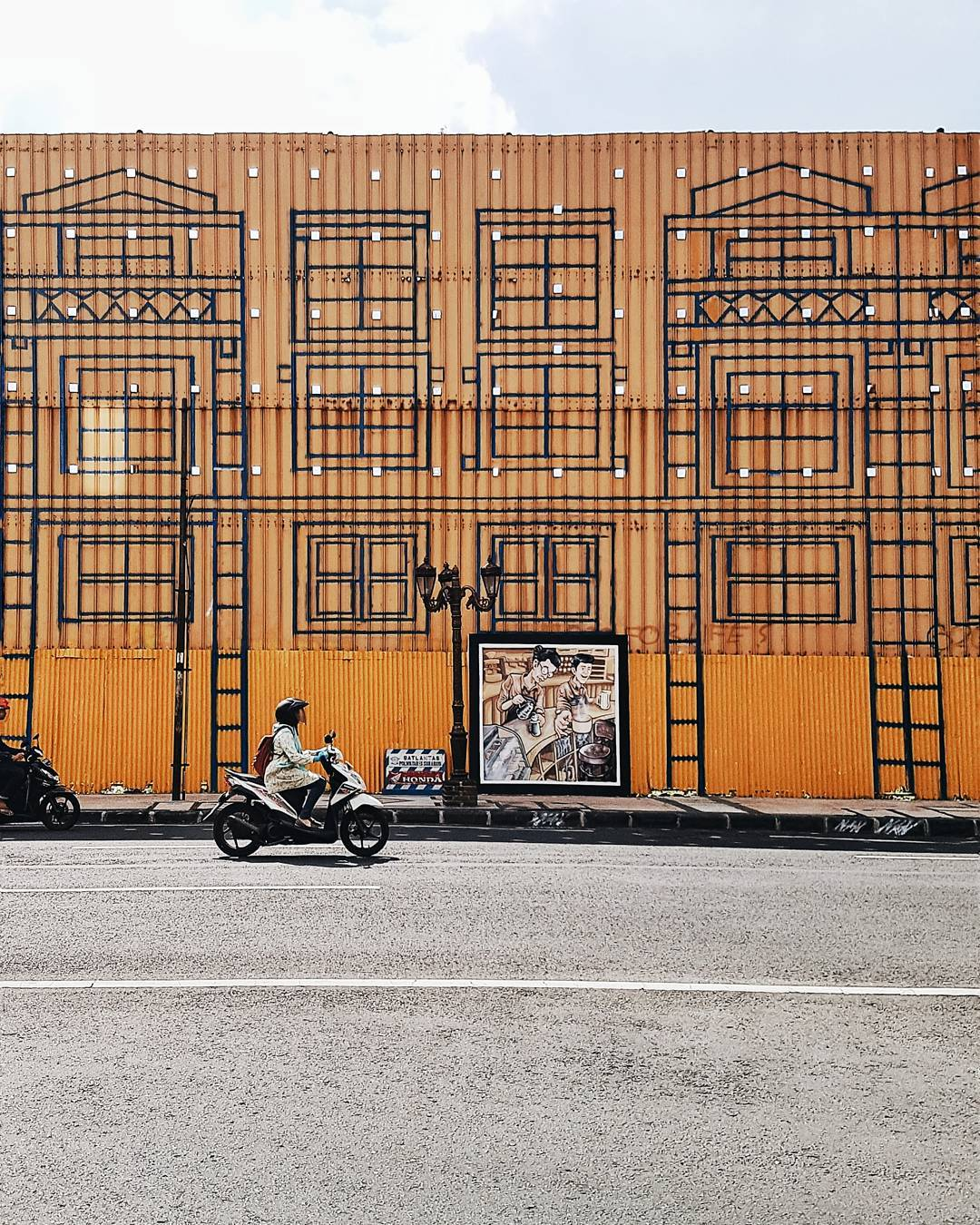 Spot Foto Surabaya Instagramable Banget Coba Sepanjang Jalan Tunjungan 6