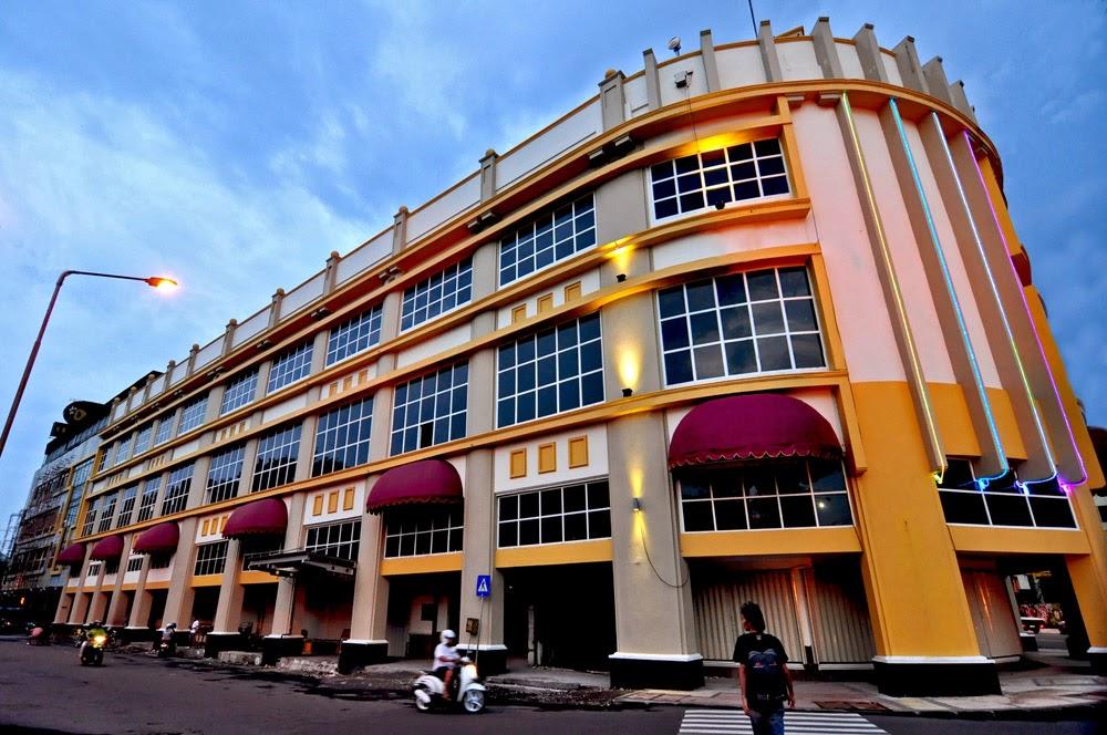 Surabaya Kembalikan Jalan Tunjungan Jaya Swaraguna Kota