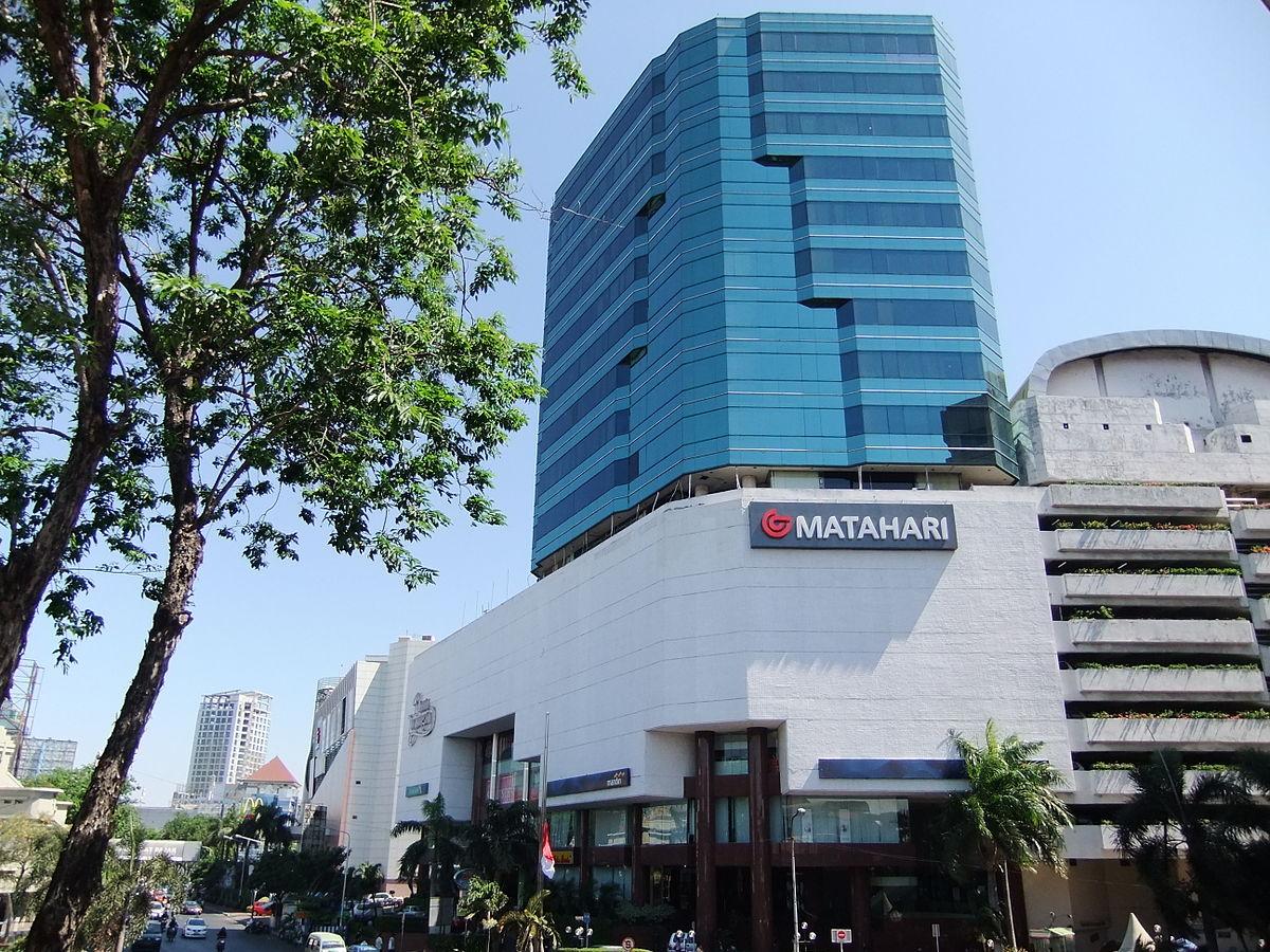 Tunjungan Plaza Wikipedia Jalan Kota Surabaya