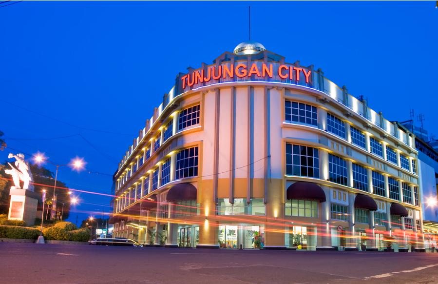 Warna Warni Jalan Tunjungan 1001wisata City Kota Surabaya