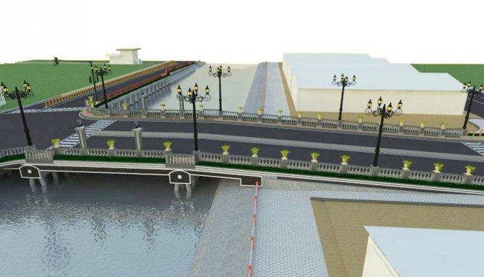 Bakal Punya Jembatan Pengurai Macet Surabaya Kenjeran Kota