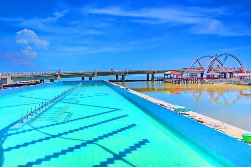 Daerah Jembatan Kenjeran Menjadi Destinasi Wisata Surabaya Kota