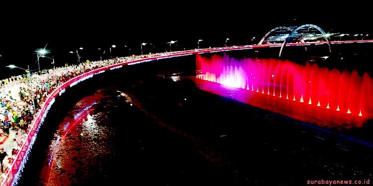 Diresmikan Jembatan Suroboyo Jadi Ikon Kota Surabaya Pdi Pdip Jatim
