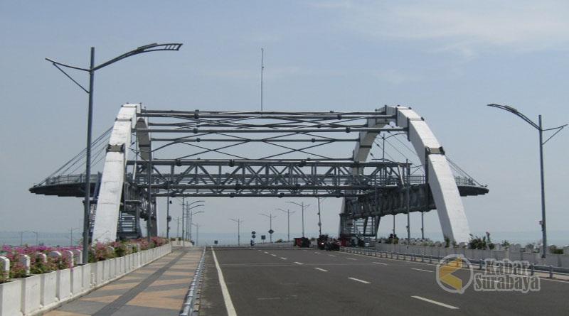 Jembatan Kenjeran Icon Kota Surabaya Kabar