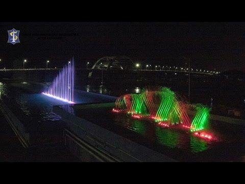 Jembatan Kenjeran Ikon Kota Surabaya Youtube