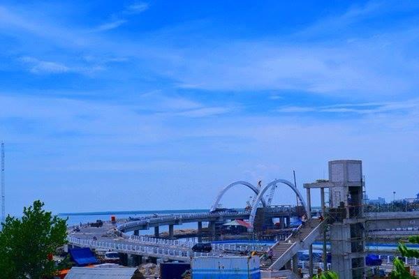 Jembatan Kenjeran Soerabaja Satu Ikon Surabaya Segera Hadir 2016 Menajdi