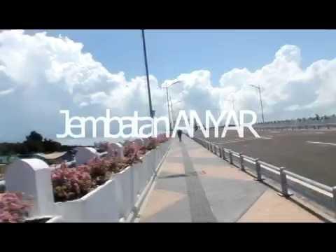 Jembatan Kenjeran Surabaya Explore Youtube Kota