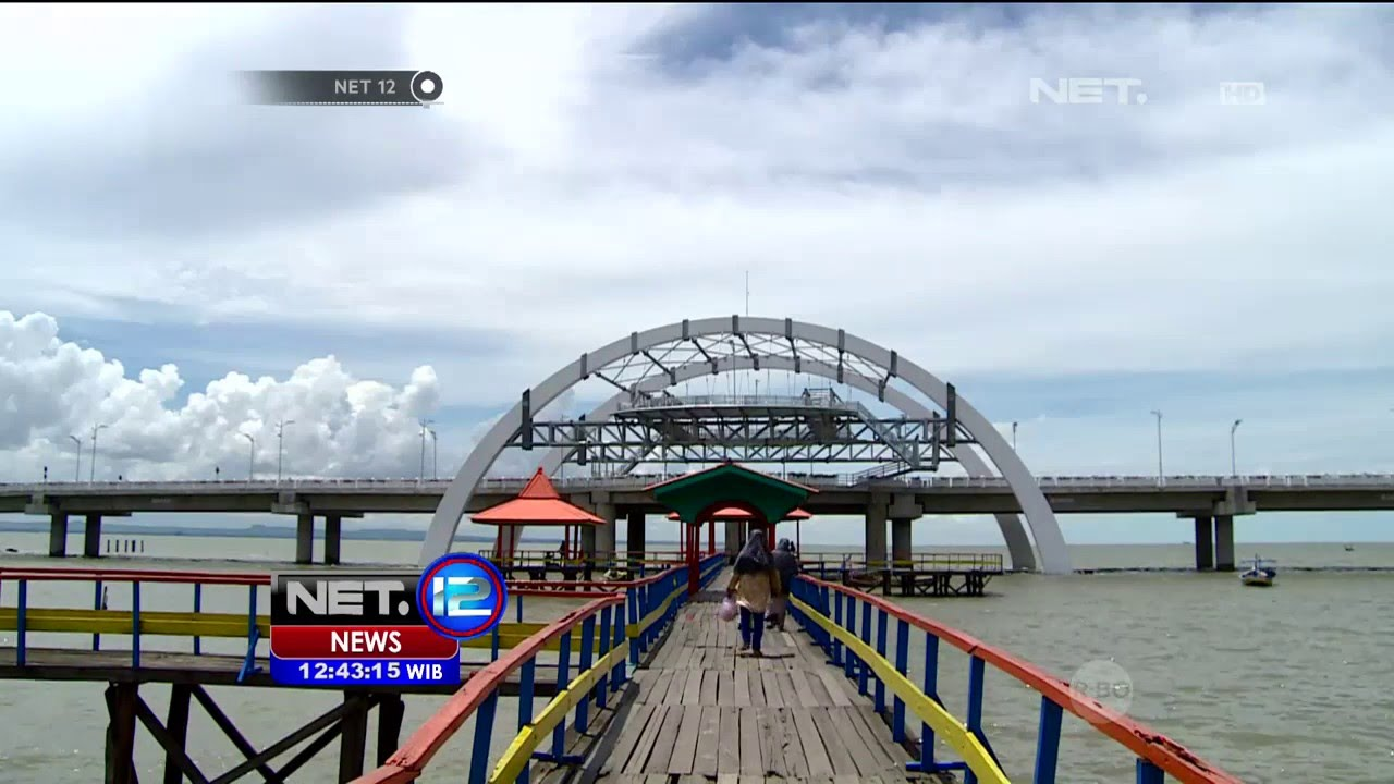 Jembatan Kenjeran Surabaya Ikon Kota Net12 Youtube