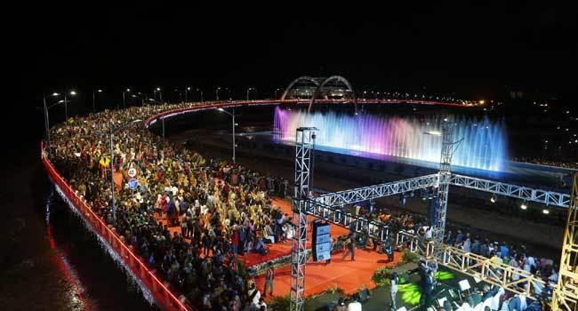 Jembatan Suroboyo Naikkan Pantai Kenjeran Onenews Surabaya Kota
