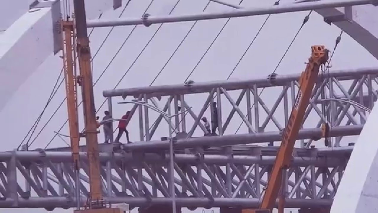 Jembatan Thp Kenjeran Surabaya Youtube Kota