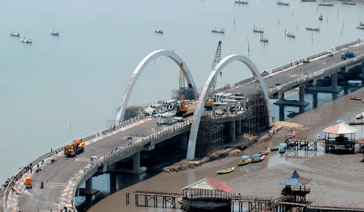 Kadin Surabaya Jembatan Kenjeran Mampu Tumbuhkan Ekonomi Primaradio Id Pembangunan