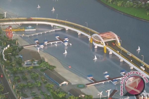 Menggali Mutiara Pesisir Kenjeran Surabaya 3 Antara News Jembatan Kota