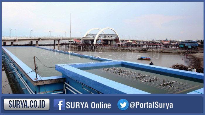 Pembangunan Box Culvert Akses Jembatan Kenjeran Beres Kendalanya Surabaya Kota