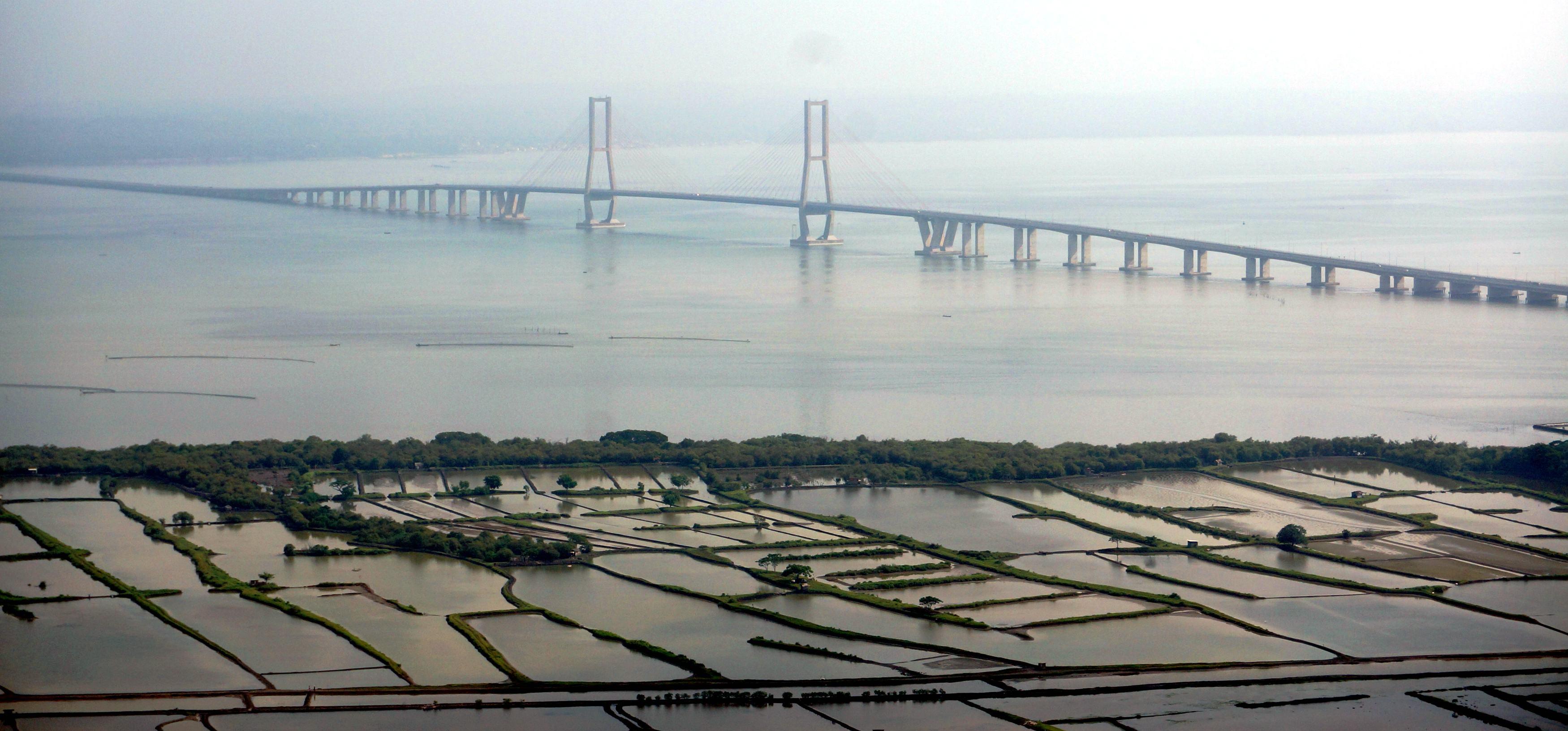 Pengembangan Kawasan Pantai Kenjeran Surabaya Berita Daerah Tambak Tak Jauh