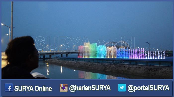 Target Peresmian Jembatan Kenjeran Bulan Maret Tapi Tanggal Harinya Surabaya