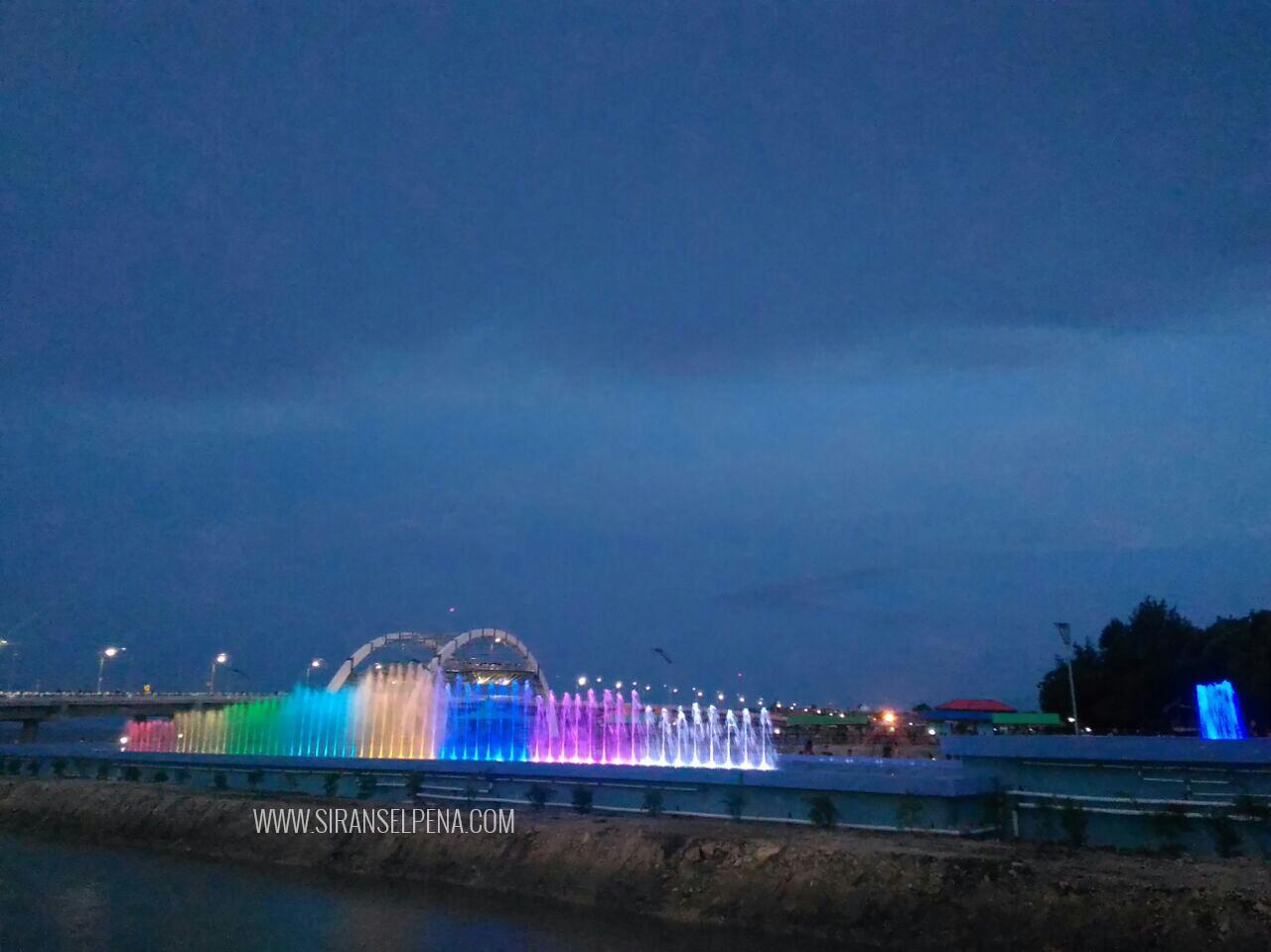 Wajah Kenjeran Sentra Ikan Bulak Surabaya Siranselpena Jembatan Kota