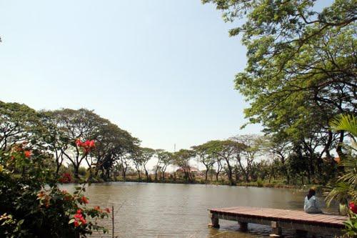 6 Destinasi Wisata Liburanhijau Surabaya Mongabay Readers Panorama Kebun Bibit