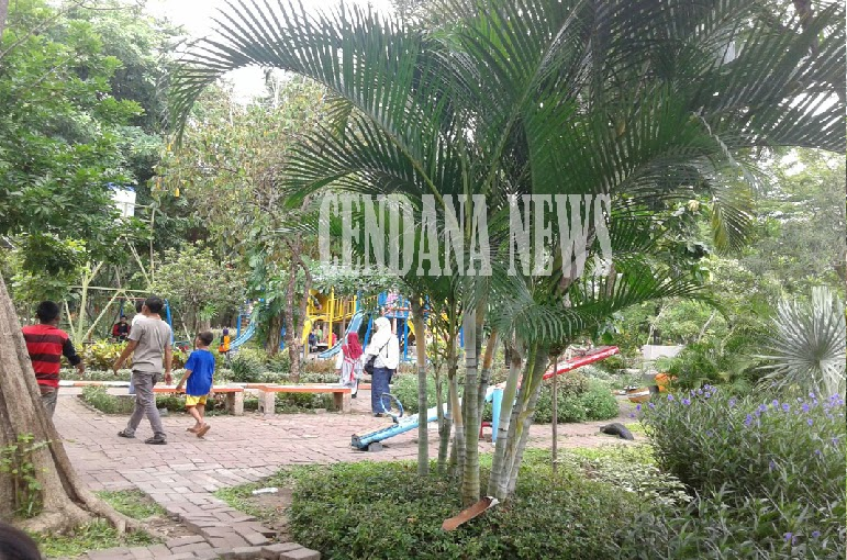 Kebun Bibit Ii Surabaya Lokasi Wisata Sederhana Tengah Kota Salah
