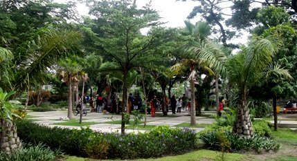 Kebun Bibit Surabaya Jawa Timur Wongcrewchild Area Bermain Anak Kota