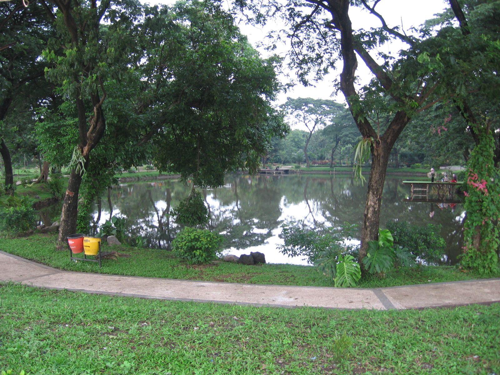 Kebun Bibit Wonorejo Surabaya Kota