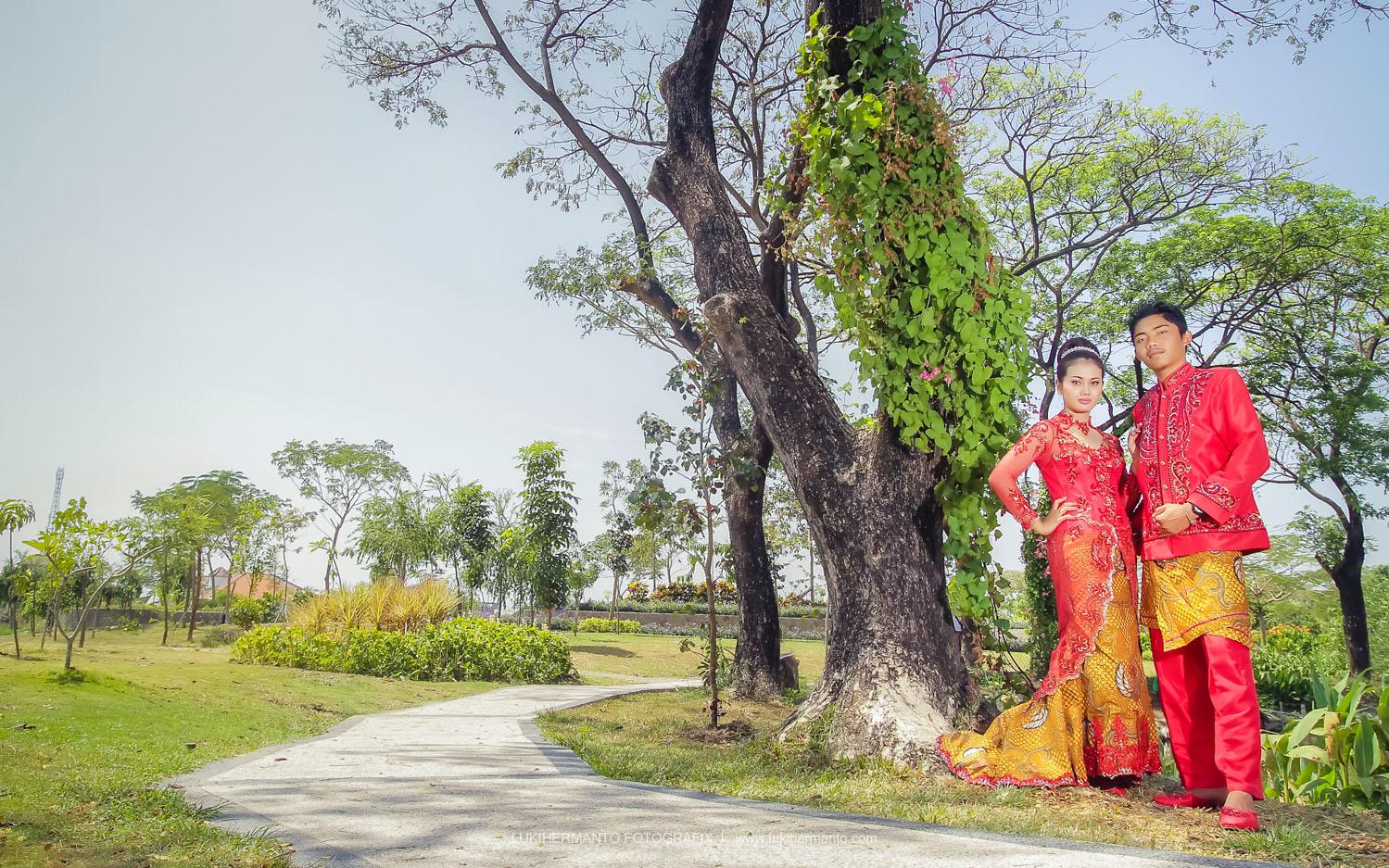 Lokasi Foto Prewedding Surabaya Outdoor Lukihermanto Blog Kebun Bibit Kota