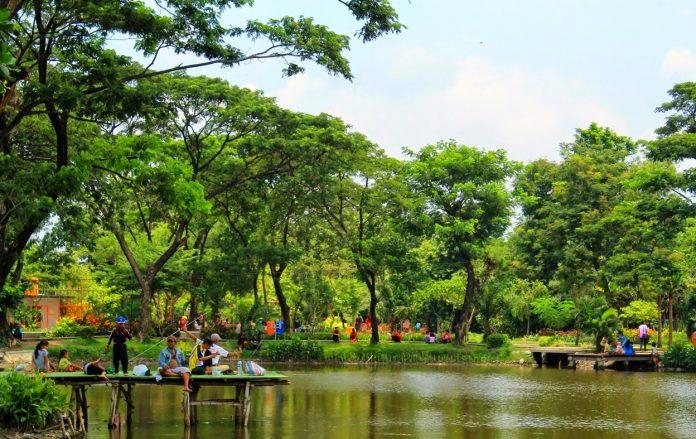 Pencapaian Surabaya Sebagai Global Green City Taman Wisata Alam Wonorejo