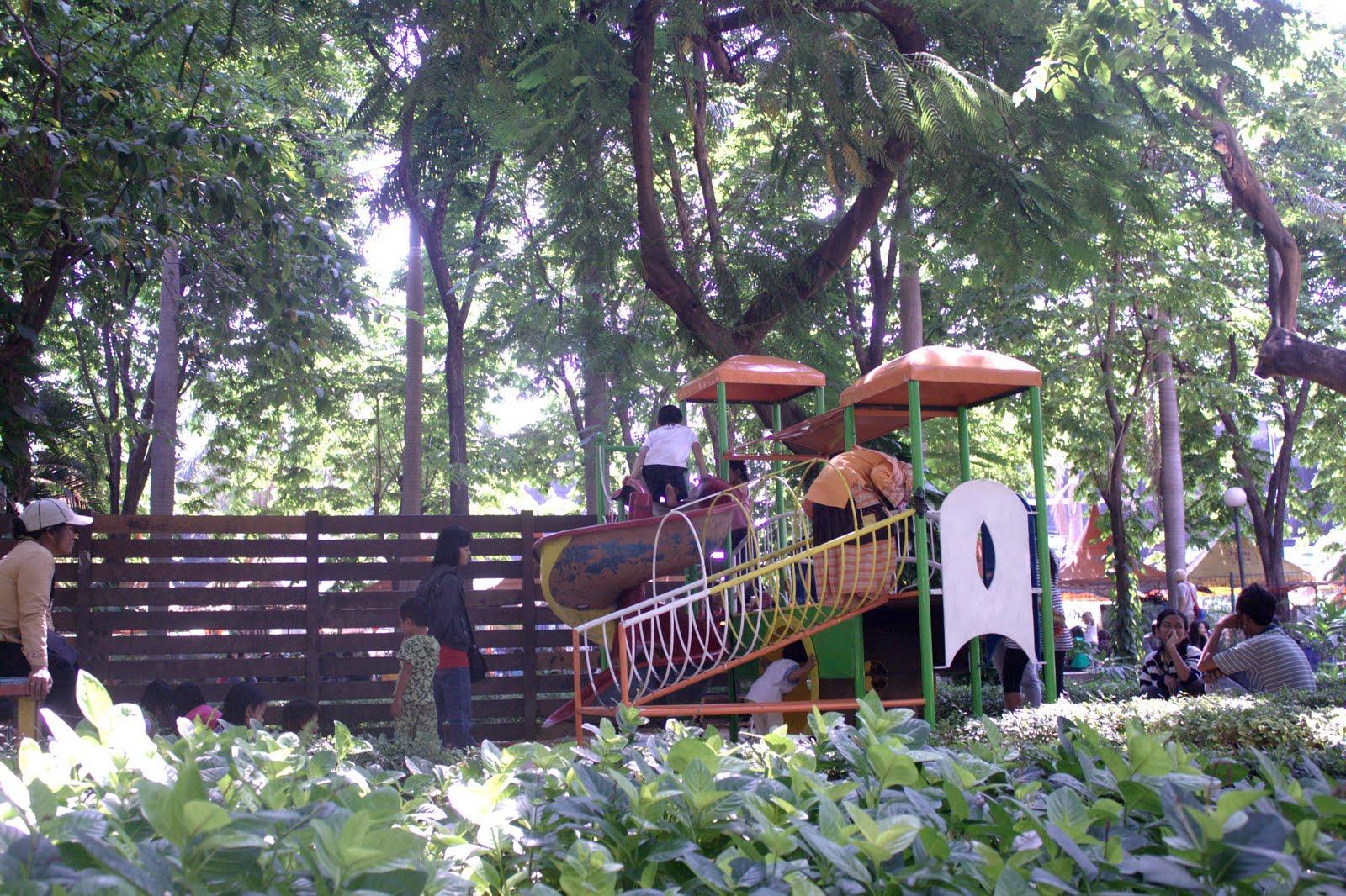 Perjalanan Hidup Taman Kebun Bibit Surabaya Tepatnya Berada Bratang Timur