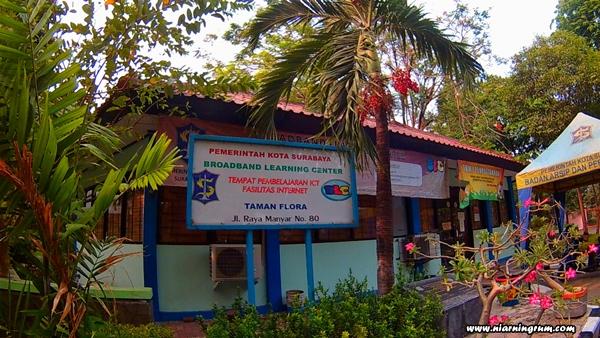 Surabaya Kebun Bibit Taman Flora Mini Fores Broadband Learning Center