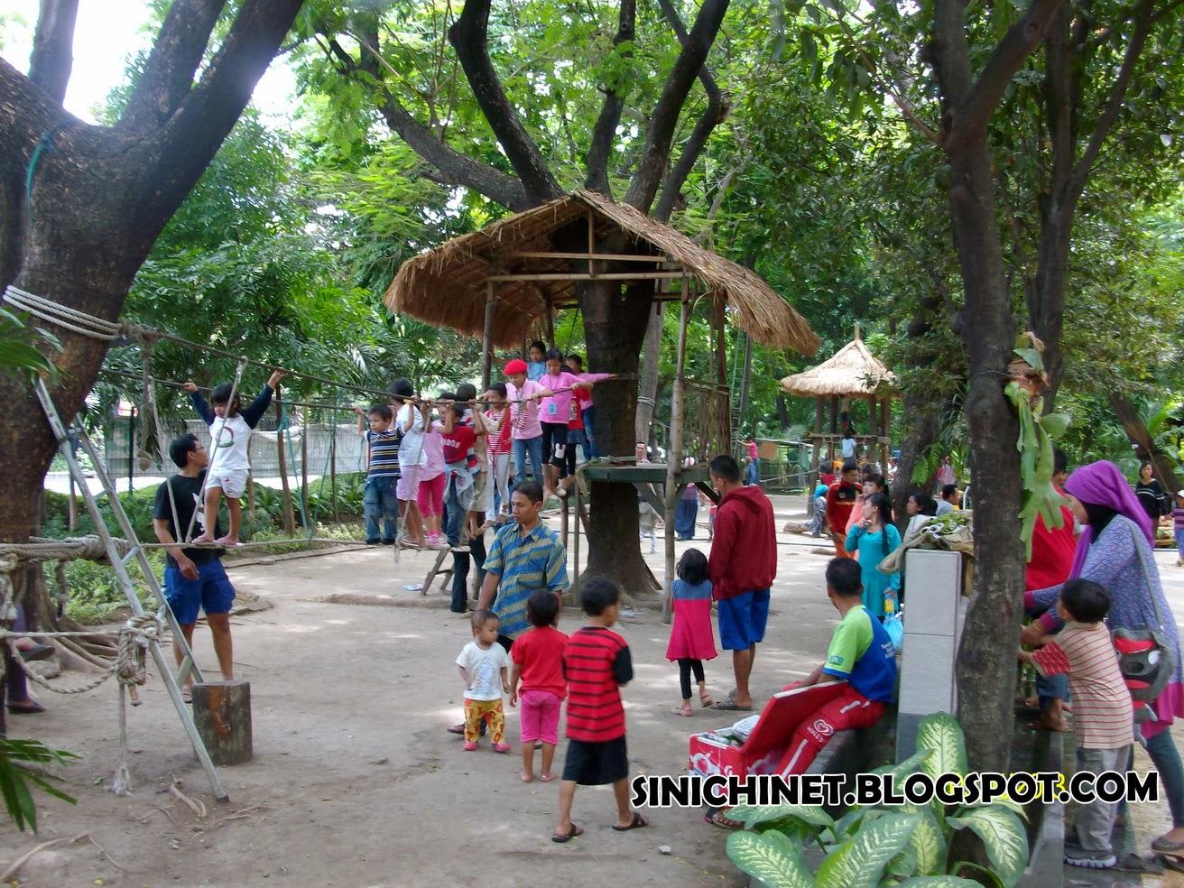 Taman Flora Kebun Bibit Bratang Surabaya Sinichinet Kota
