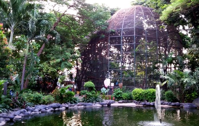 Taman Flora Wisata Murah Meriah Surabaya Lihat Id Air Mancur
