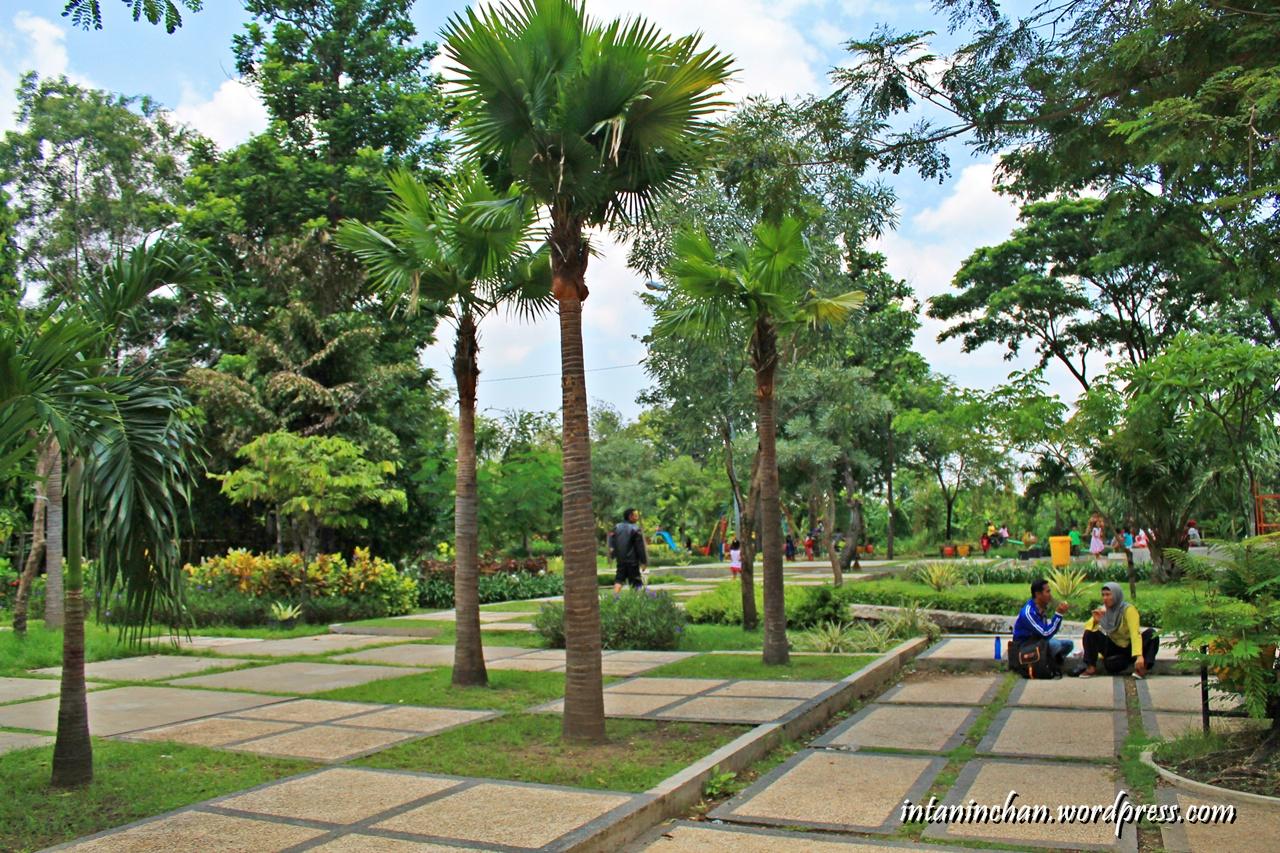 Wisata Taman Kota Surabaya Kebun Bibit Wonorejo World Img 0041
