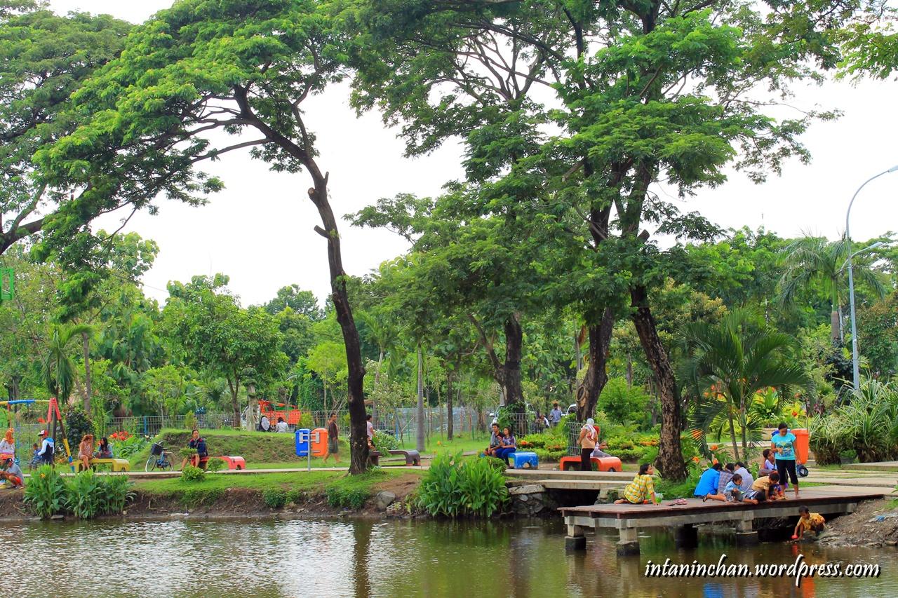 Wisata Taman Kota Surabaya Kebun Bibit Wonorejo World Img 0052