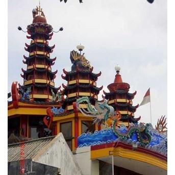 Jual Klenteng Sanggar Agung Oleh Raya Tour Sidoarjo Kota Surabaya