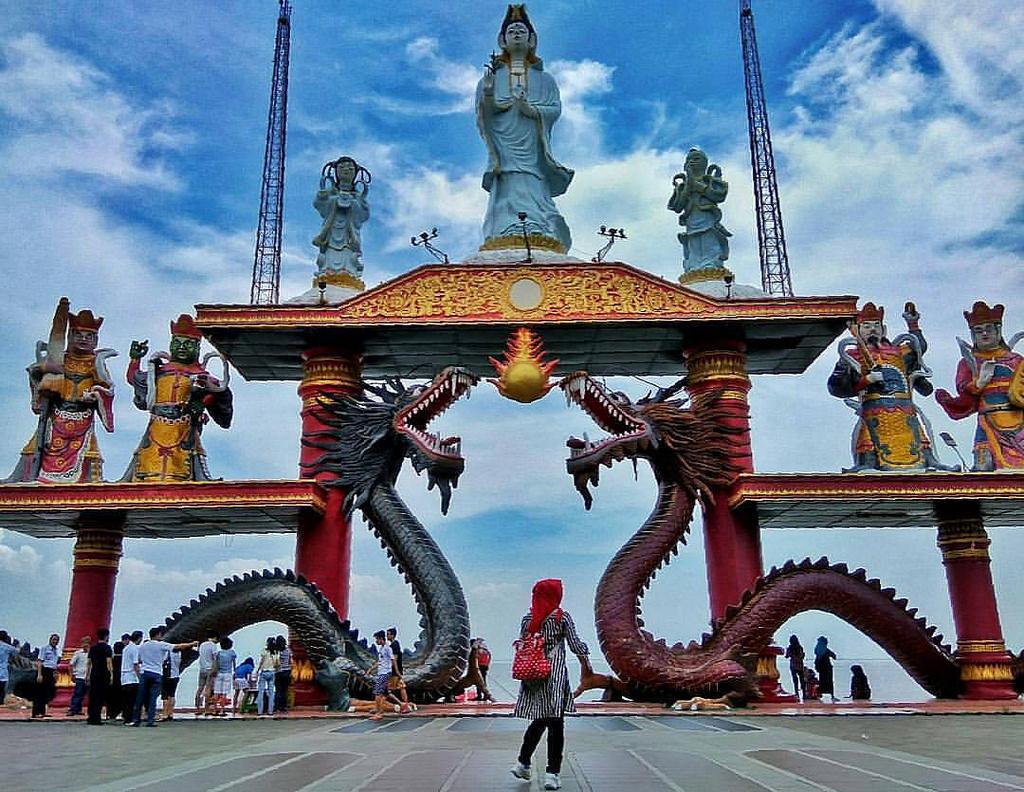 Kelenteng Sanggar Agung Klenteng Hong San Tang Flickr Tepatnya Sebuah