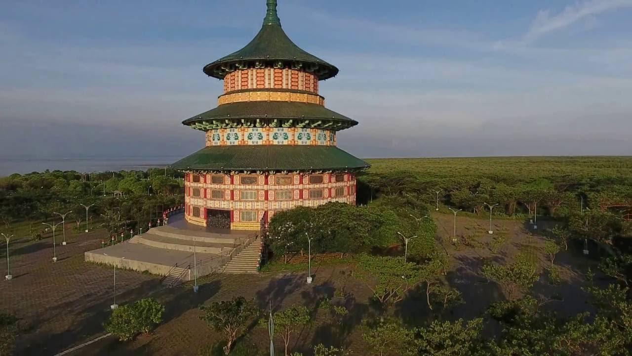 Klenteng Sanggar Agung Dji Phantom 4 Youtube Kota Surabaya