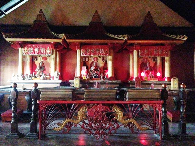 Klenteng Sanggar Agung Surabaya Kota