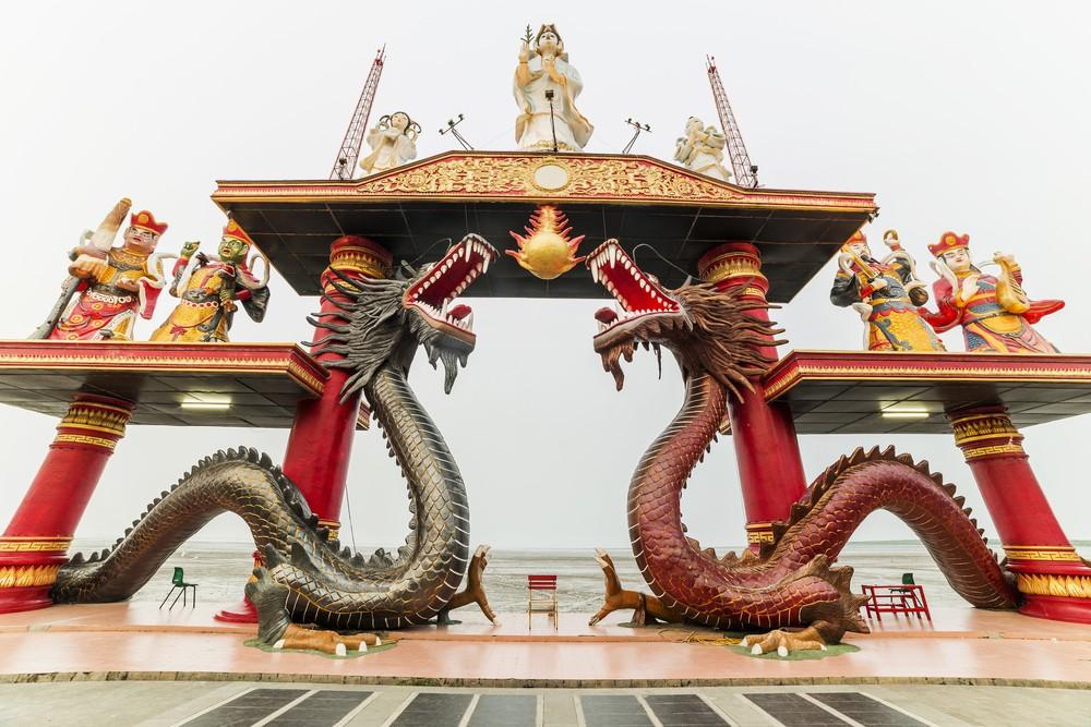 Klenteng Sanggar Agung Xplora Id Budaya Kota Surabaya
