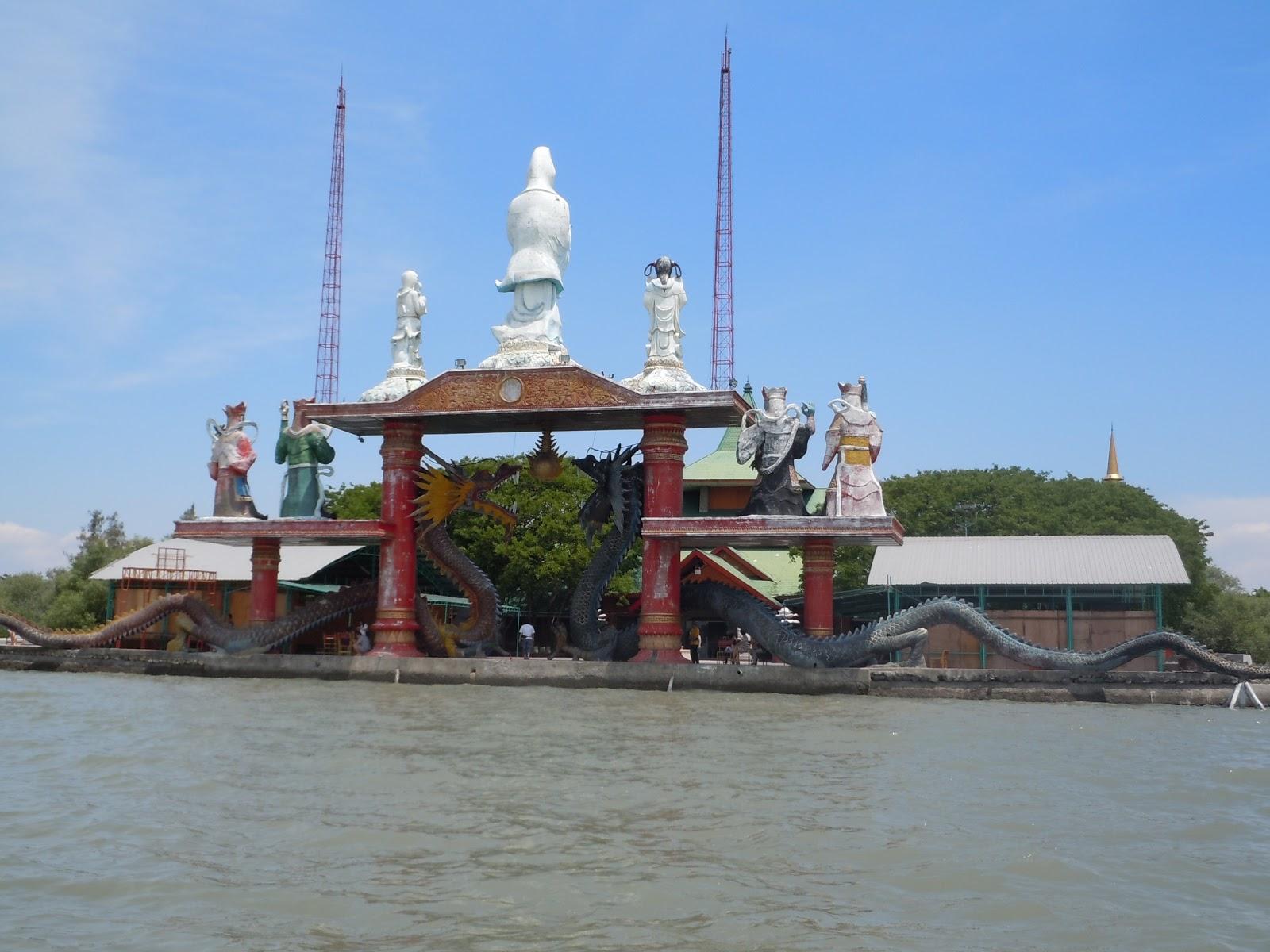 Prabu Bathara Kresno City Heroes Surabaya Part Ii Klenteng Sanggar