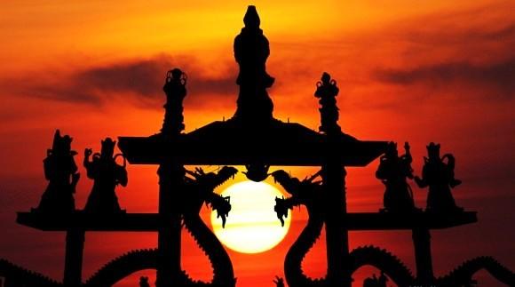 Sanggar Agung Temple Gotravelly Klenteng Kota Surabaya