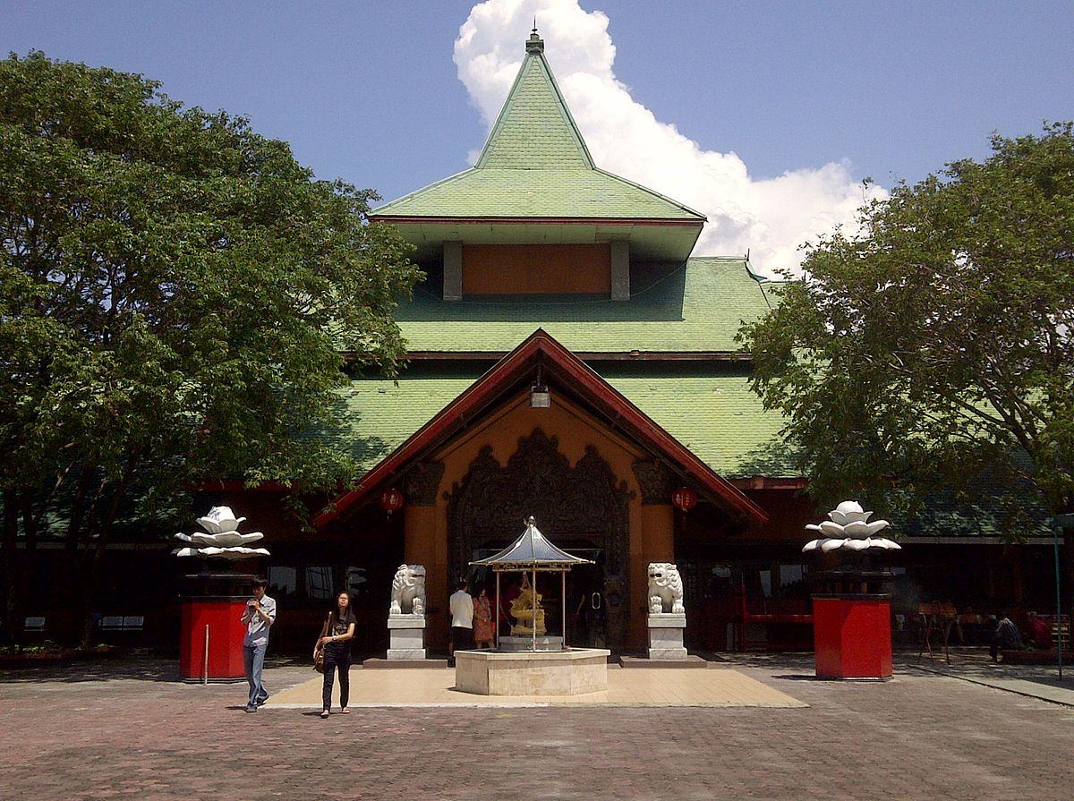 Sanggar Agung Wikipedia Klenteng Kota Surabaya