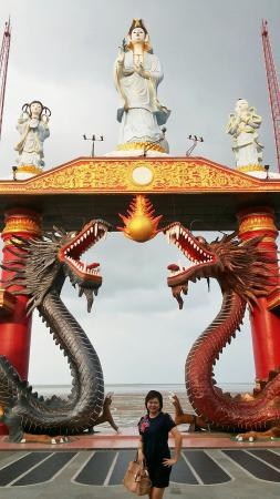 Vihara Sanggar Agung Picture Temple Surabaya Klenteng Kota