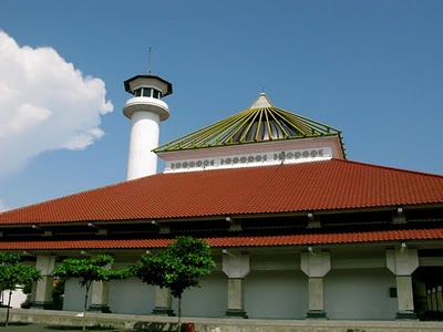 10 Gambar Masjid Agung Sunan Ampel Surabaya Letak Jawa Timur