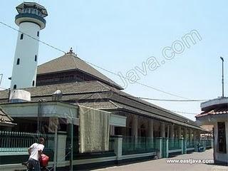 3 Masjid Ampel Kota Surabaya
