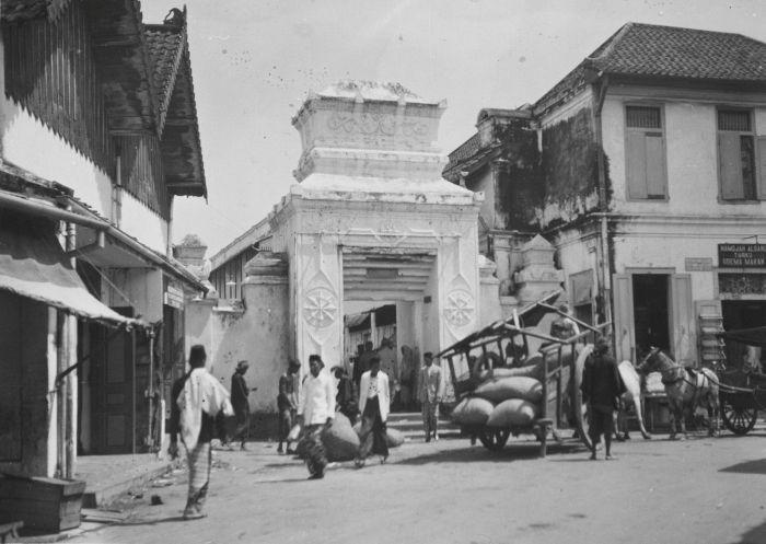 Ampel Mosque Wikipedia Masjid Kota Surabaya