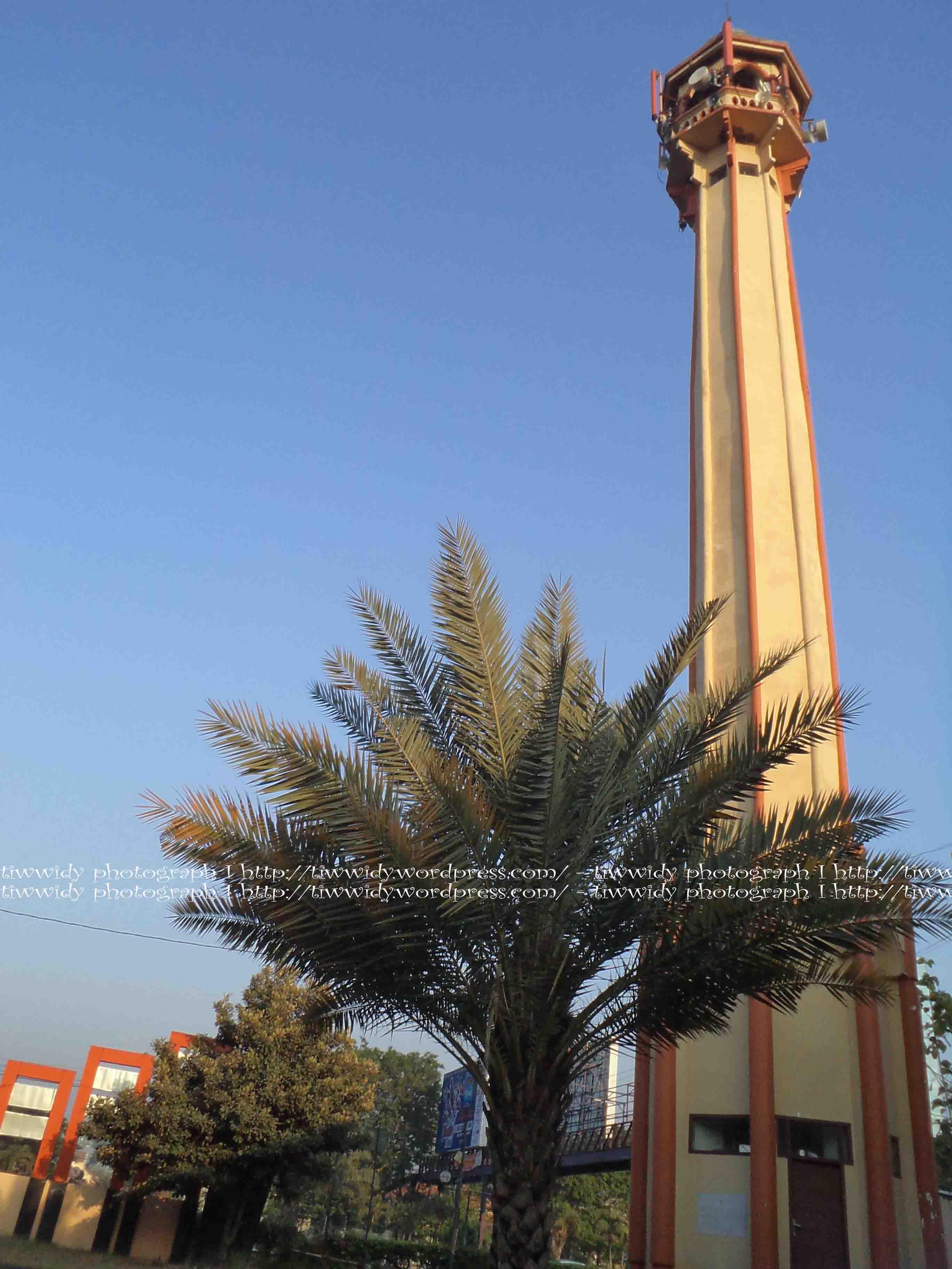 Classical Mosque Ulul Albab Iain Sunan Ampel Surabaya Minaret Masjid