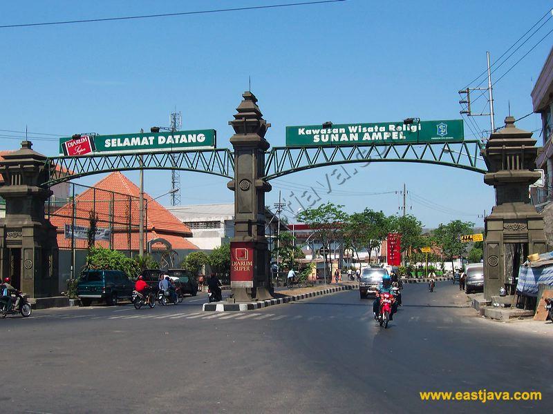 Foto Masjid Sunan Ampel Kota Surabaya Mosque Preview 05 Jpg
