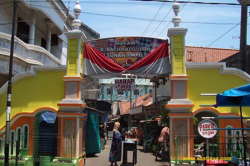 Galeri Foto Masjid Sunan Ampel Kota Surabaya Mosque Preview 02