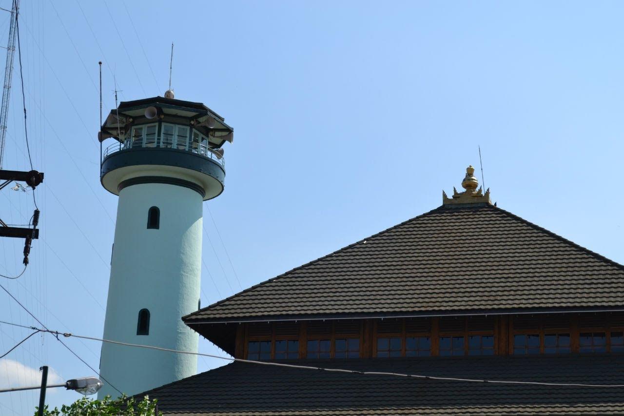 Indahnya Masjid Sunan Ampel Surabaya Youtube Kota