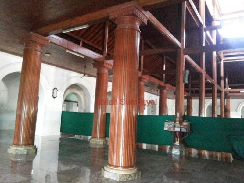 Inilah Surabaya Masjid Sunan Ampel Kota